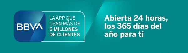 App BBVA, Nº1 Mundial. Forrester